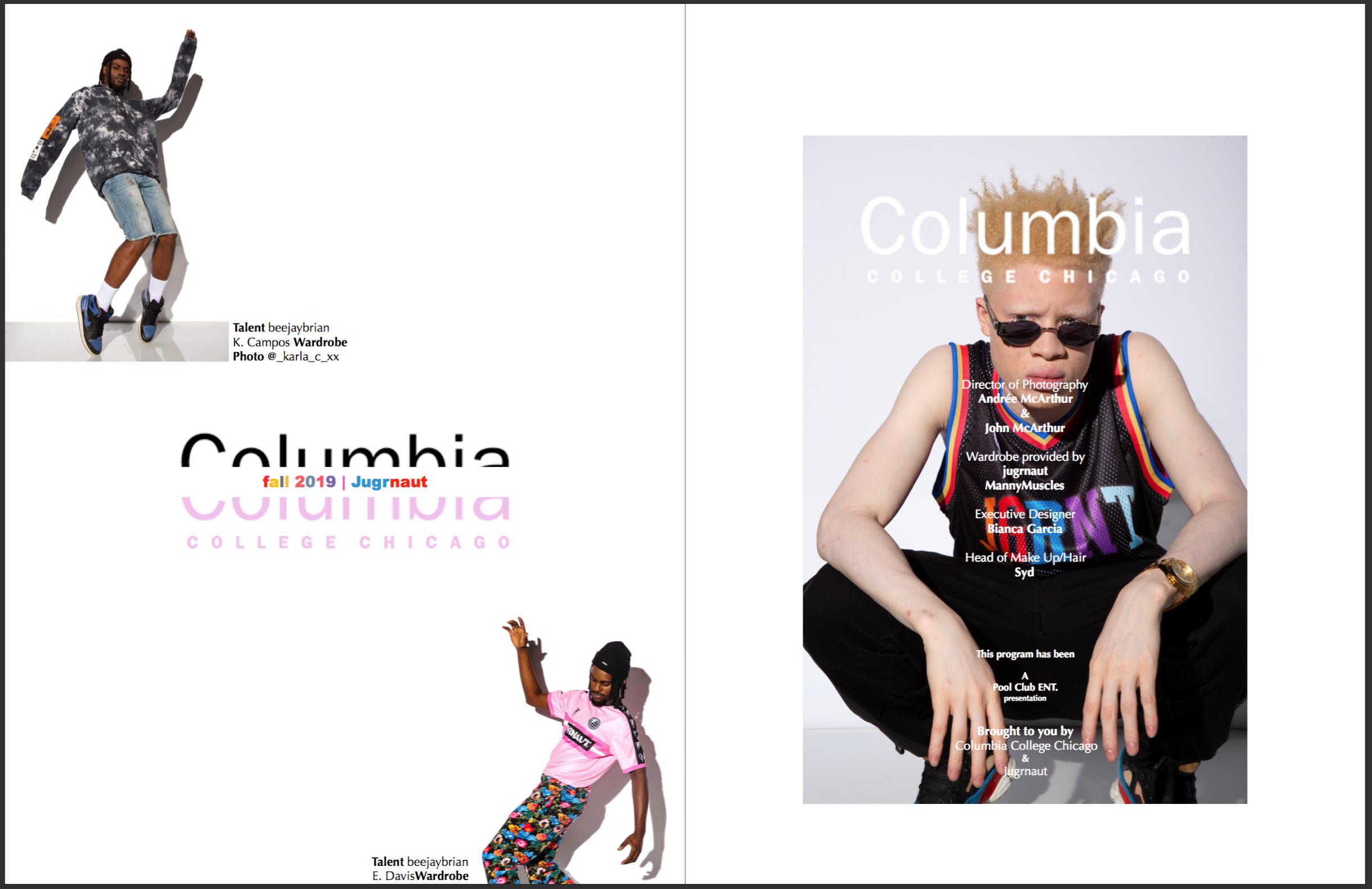Columbia 14