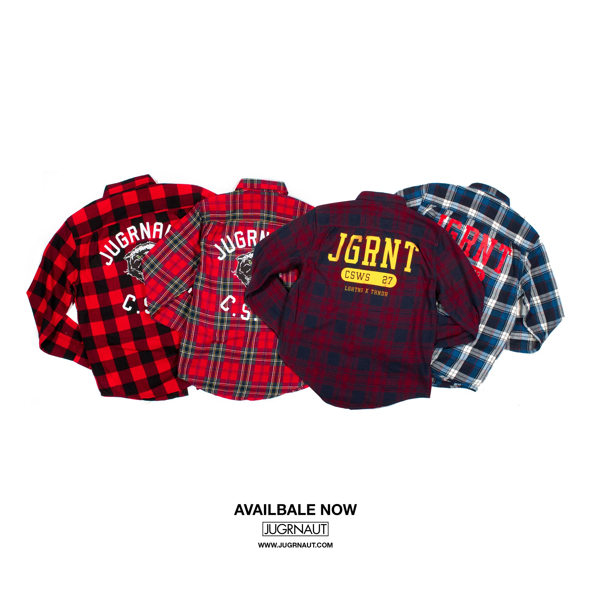 FLANNEL AVAILABLE