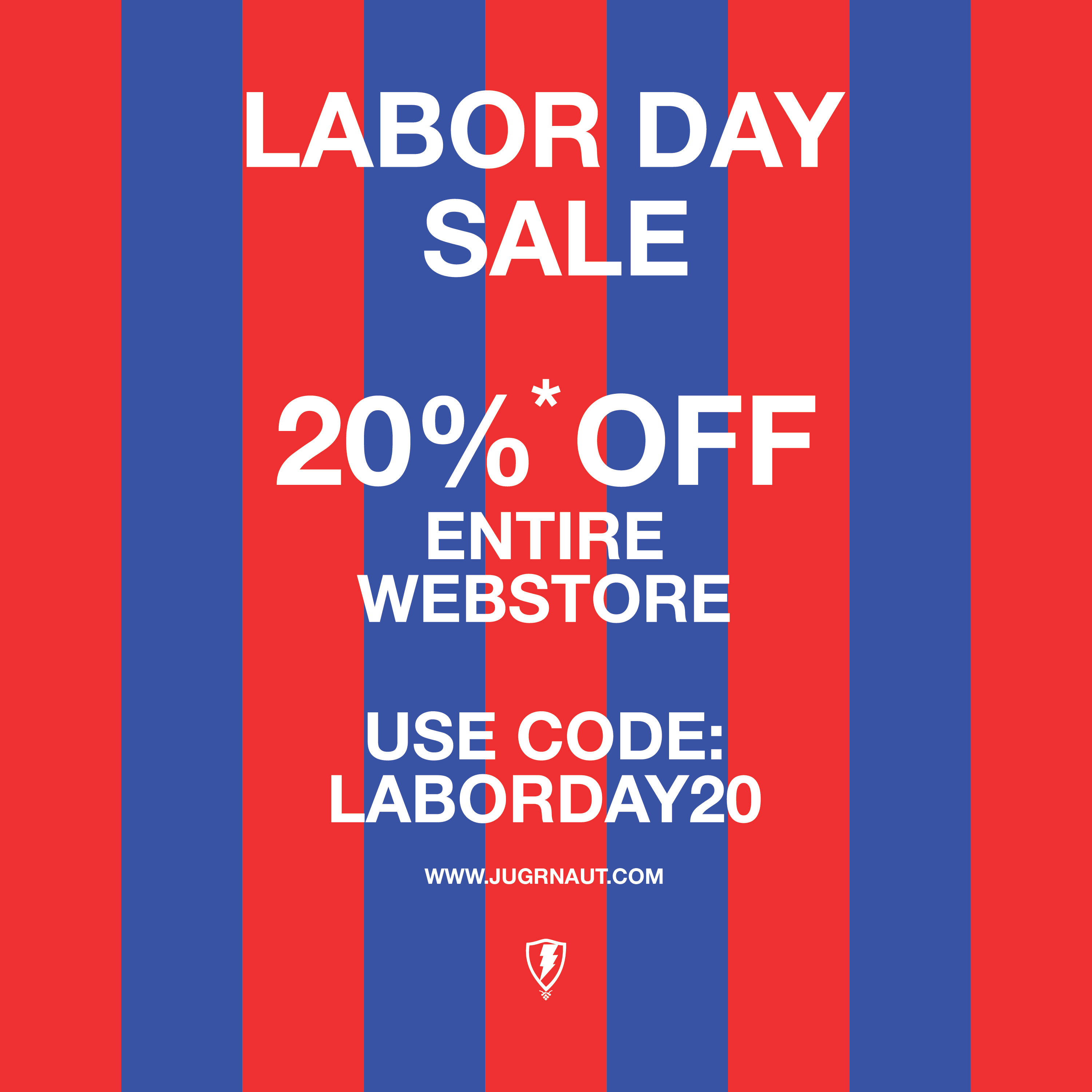 LABORDAY SALE