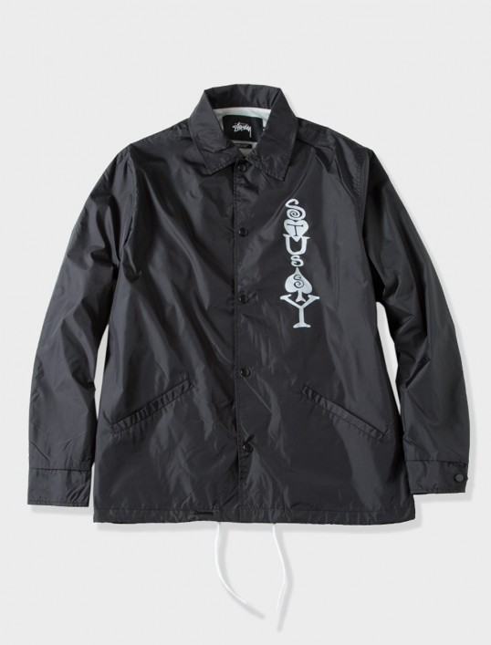Player coaches jacket