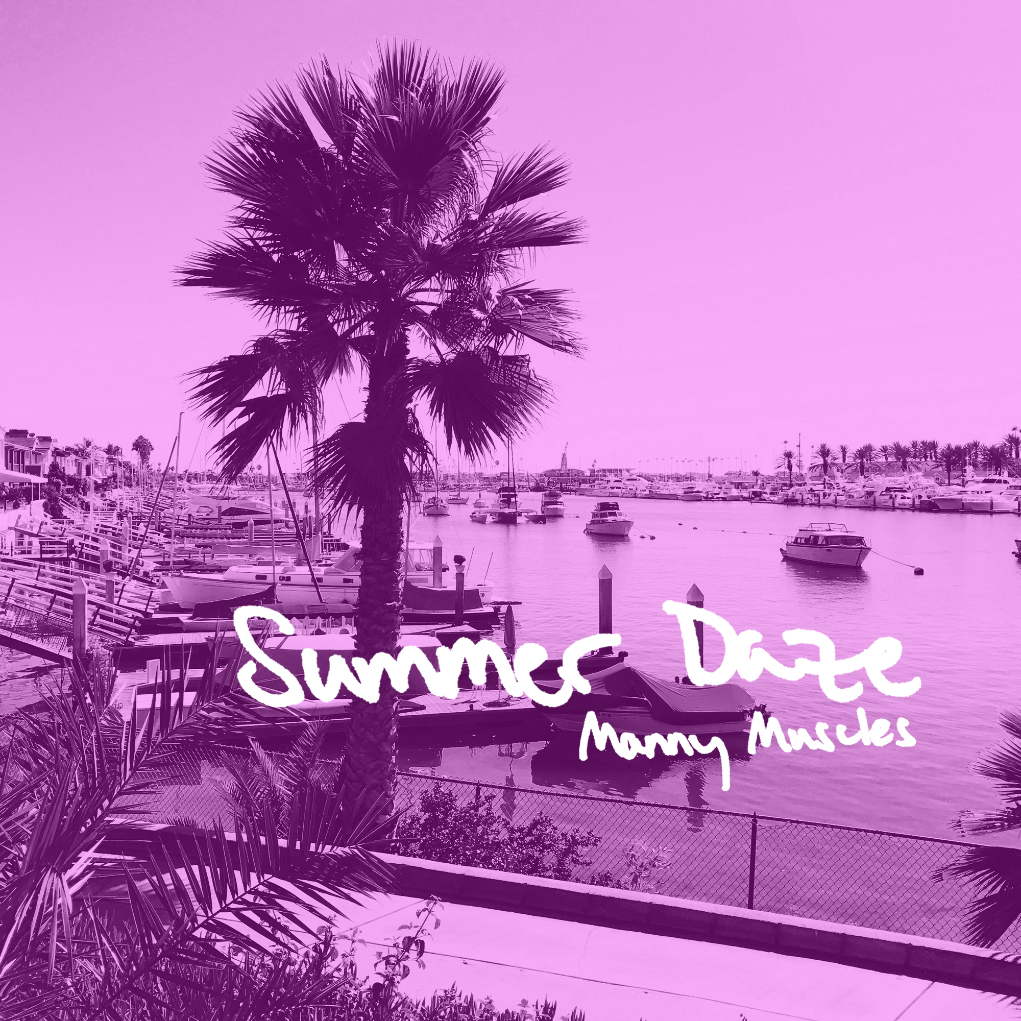 Summer Daze Cover Pink72