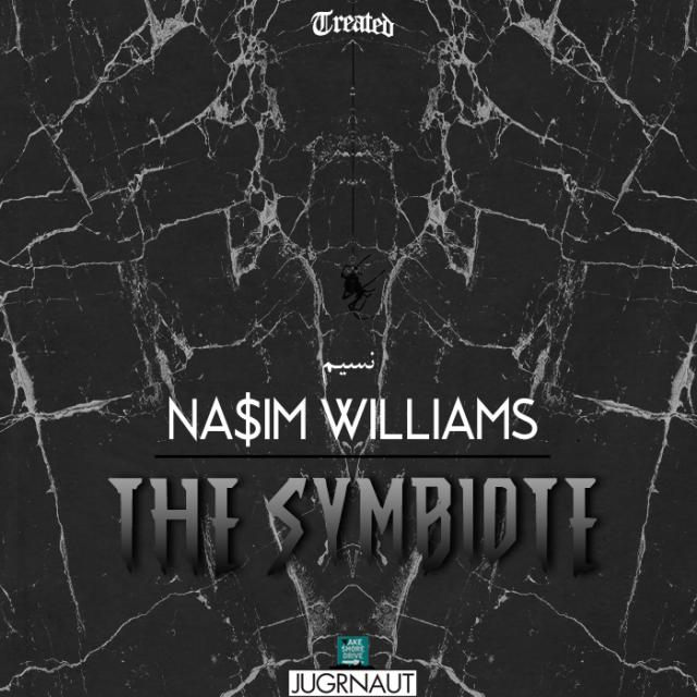 The Symbiote Front Cover 3.0 Edit