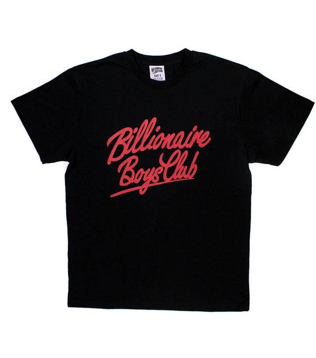 billionaire black tee