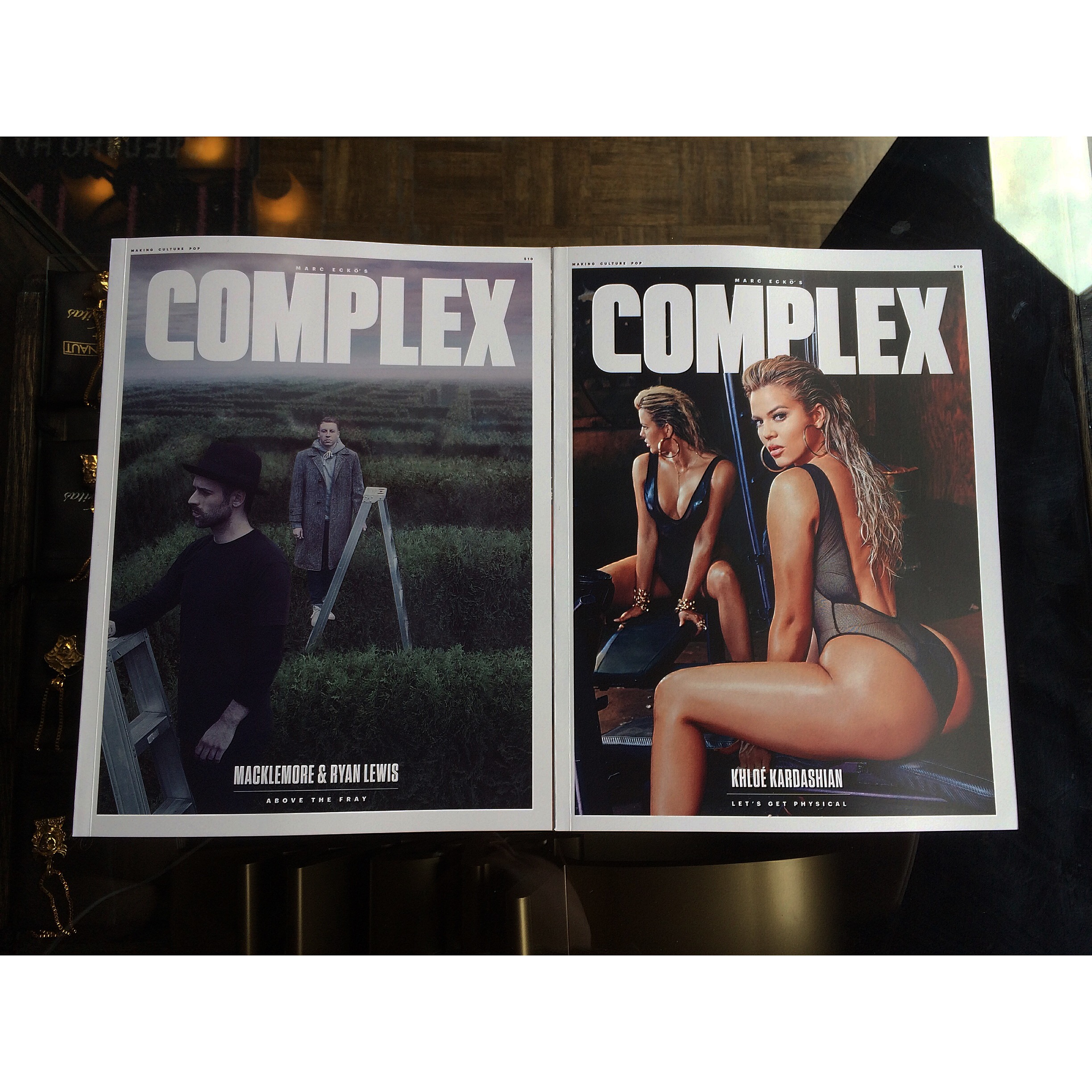 complex mag