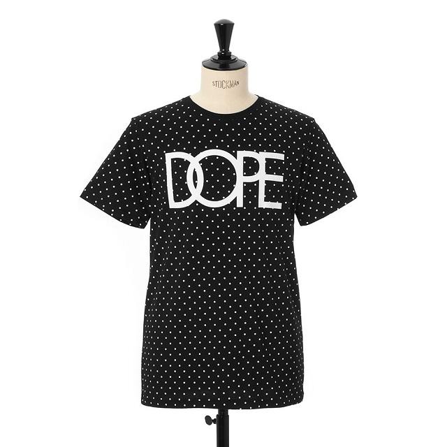 dp14-106-1-bk-polka_dot-logo-tee-f