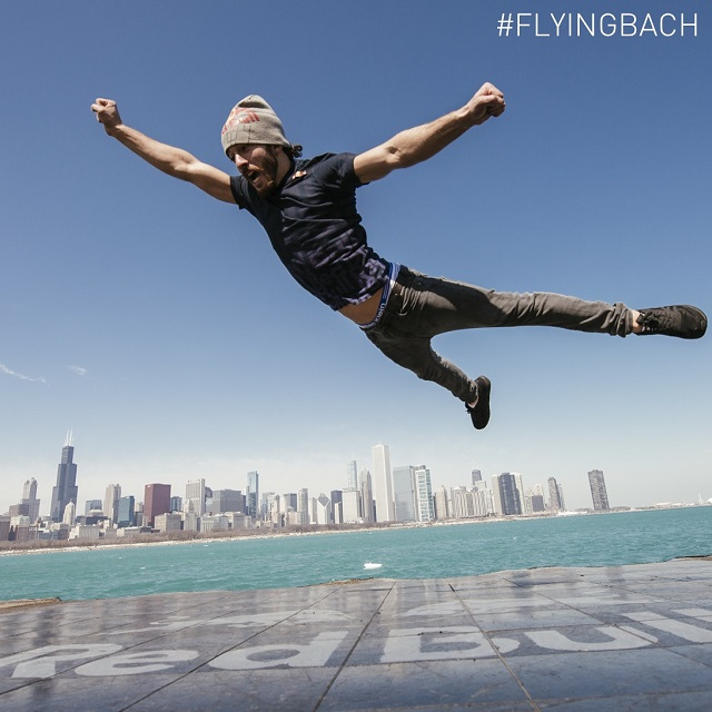 flying bach promo pic