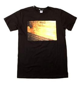 gold bricks tee