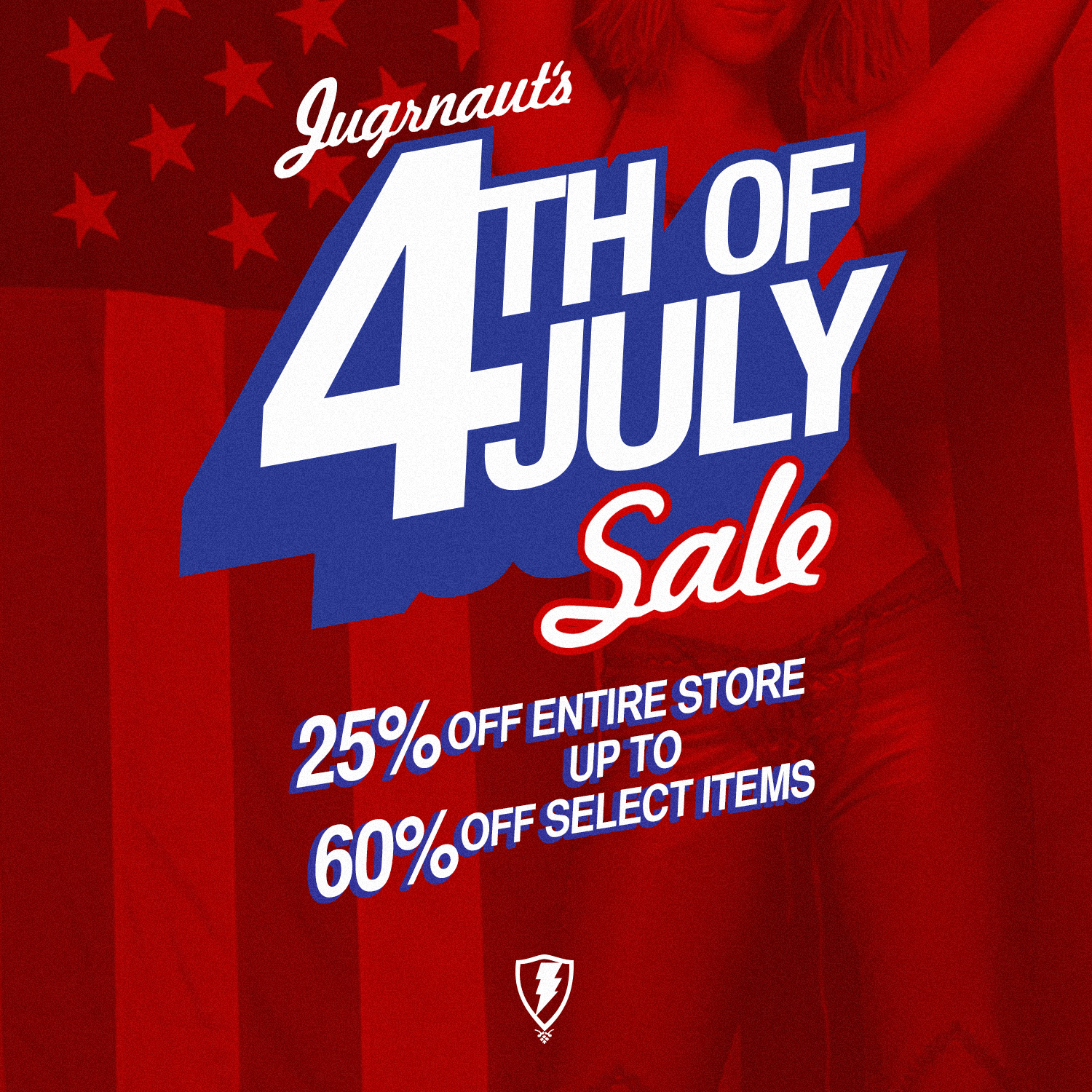 Jugrnaut 4th Of July Sale Up To 60 Off Jugrnaut Can T Stop Won
