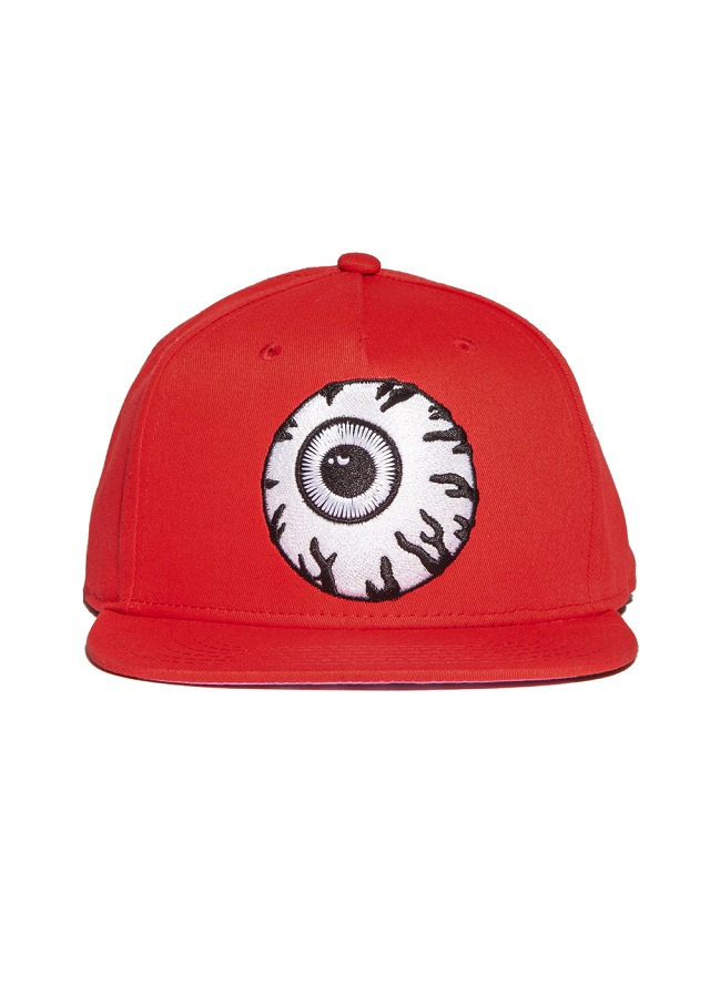 keep watch snap red
