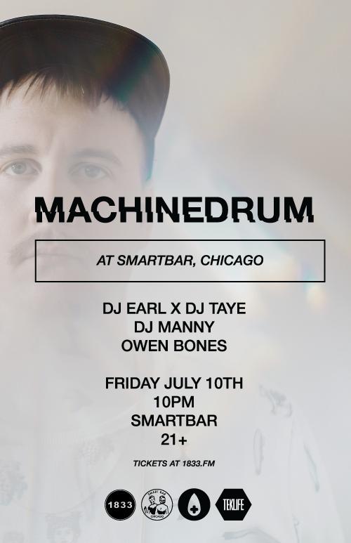 machine drum blog