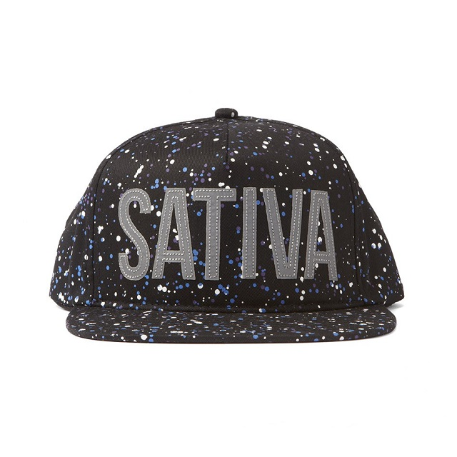 spaced_out_sativa_snapback_front_dope
