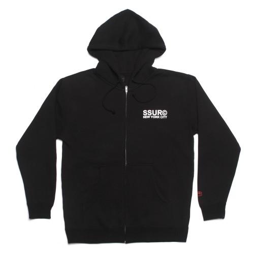 ssur_dog_zip_hoodie_black