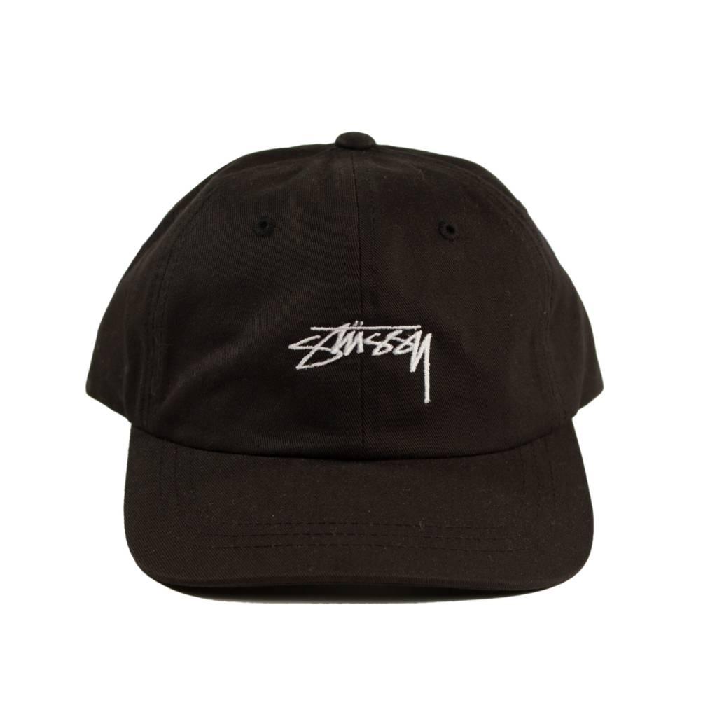 stussy-stussy-smooth-low-cap-black