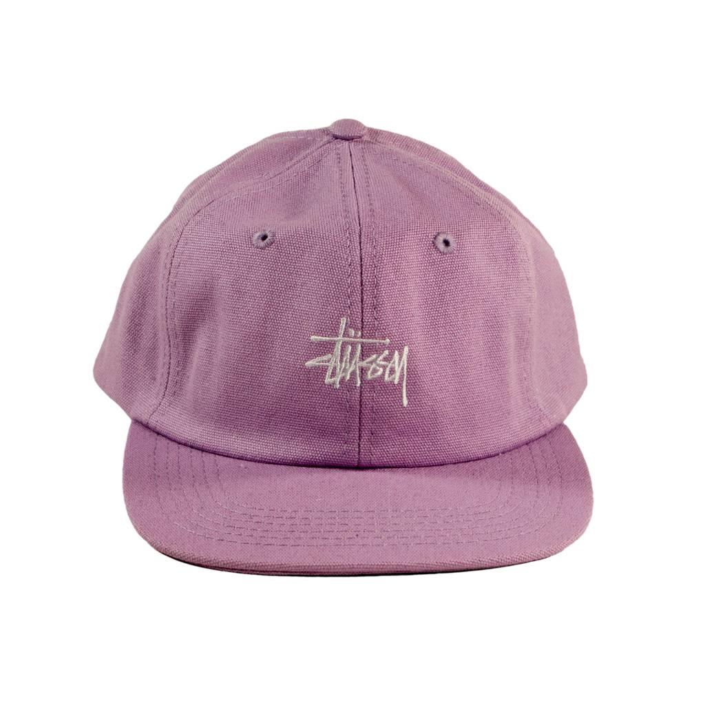 stussy-stussy-smooth-low-cap-lavender